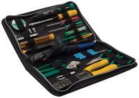 Portafolio con herramientas para servicio en computadoras