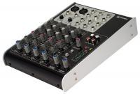 Consola mezcladora de 6 canales