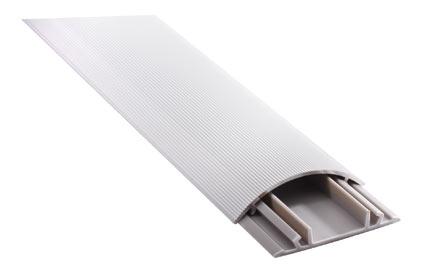 Canaleta de aluminio para piso de 1 m 370 600 steren - Precio canaleta pvc ...