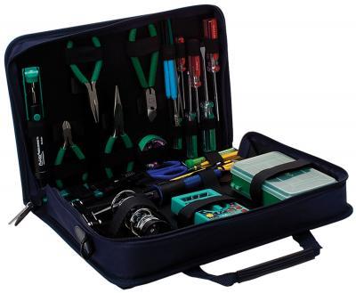 Portafolio profesional con herramientas para uso b sico en - Maletines con herramientas ...