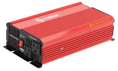 Inversor de corriente de 12 vcc a 110 vca de 1000 watts - Inversor de corriente ...