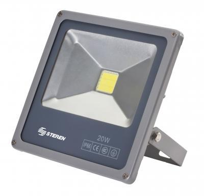 Reflector led de 20 w para exteriores lam 820 steren for Lamparas de led para exteriores
