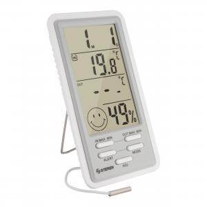 Term metro digital con sensor de humedad ter 150 for Medidor de temperatura y humedad digital